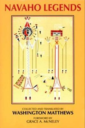Navaho Legends af Washington Matthews