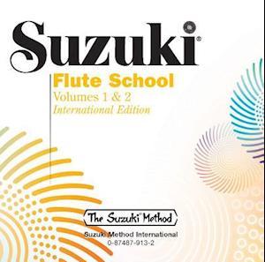 Lydbog, CD Suzuki Flute School af Shinichi Suzuki