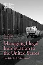Managing Illegal Immigration to the United States af John Whitley, Alden Edward, Bryan Roberts