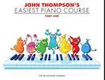 John Thompson's Easiest Piano Course