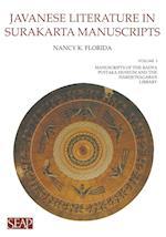 Javanese Literature in Surakarta Manuscripts, Volume 3