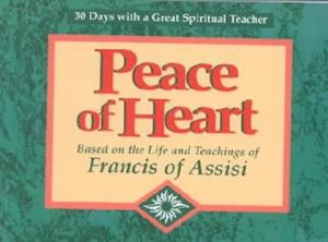 Peace of Heart af Saint Francis Of Assisi