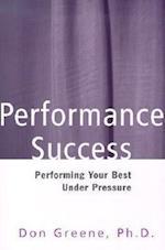 Performance Success (Theatre Arts)