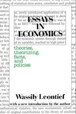 Essays in Economics af Wassily W. Leontief