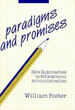 Paradigms and Promises af William Foster