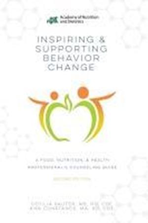 Bog, paperback Inspiring and Supporting Behavior Change af Cecilia Sauter