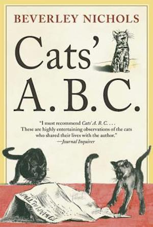 Cats' A. B. C. af Beverley Nichols, Juliet Clutton Brock