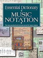 Essential Dictionary of Music Notation (The Essential Dictionary Series)