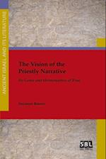The Vision of the Priestly Narrative af Suzanne Boorer