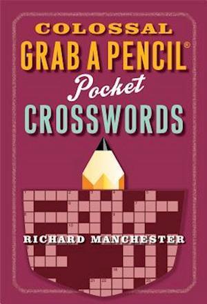 Bog, paperback Colossal Grab a Pencil Pocket Crosswords
