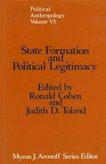 State Formation and Political Legitimacy af R. Cohen