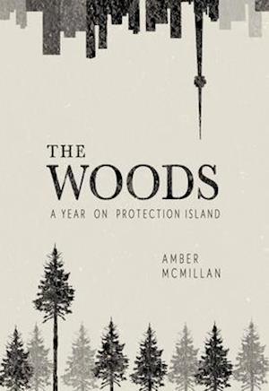Bog, paperback The Woods af Amber Mcmillan