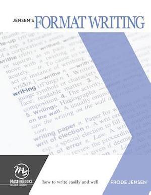 Bog, paperback Jensen's Format Writing af Frode Jensen