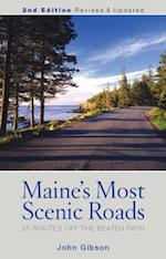 Maine's Most Scenic Roads af John Gibson