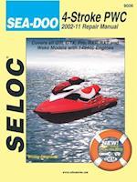 Sea-Doo Personal Watercraft, 2002-11 Repair Manual All 4-Stroke Models af SELOC