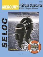 Mercury Outboards, 4 Stroke 2005-2011 af SELOC