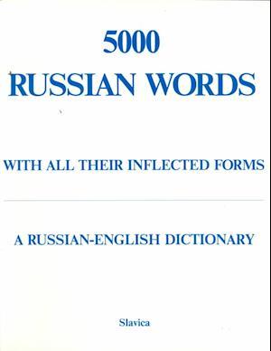 Bog, paperback 5000 Russian Words af Richard L. Leed