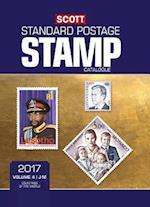 Scott 2017 Standard Postage Stamp Catalogue, Volume 4 (Scott Standard Postage Stamp Catalogue Vol 4 Countries of, nr. )