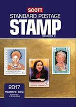 Scott 2017 Standard Postage Stamp Catalogue, Volume 6 (Scott Standard Postage Stamp Catalgoue Vol 6 Countries of)
