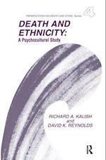Death and Ethnicity af Richard A. Kalish