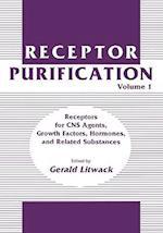 Receptor Purification af Gerald Litwack