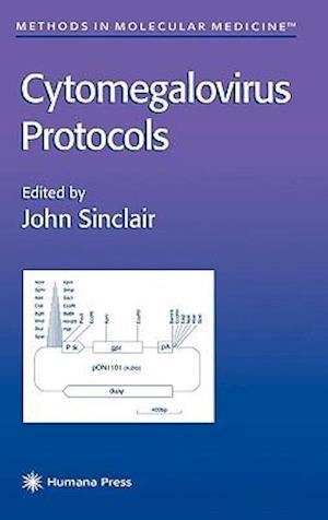 Cytomegalovirus Protocols af John Sinclair