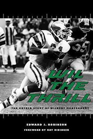 Wil the Thrill af Edward J. Robinson