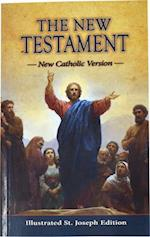 Saint Joseph Pocket New Testament-Gn