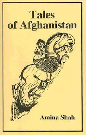 Bog, hardback Tales of Afghanistan af Amina Shah