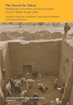 The Search for Takrur (YALE UNIVERSITY PUBLICATIONS IN ANTHROPOLOGY)
