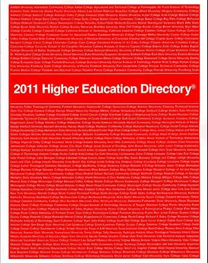 Higher Education Directory af Higher Education Publications