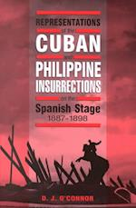 Representations of the Cuban and Philippine Insurrections on the Spanish Stage 1887-1898 af D. J. O'Connor