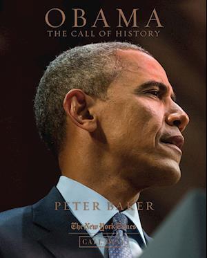 Bog, hardback Obama af Peter Baker