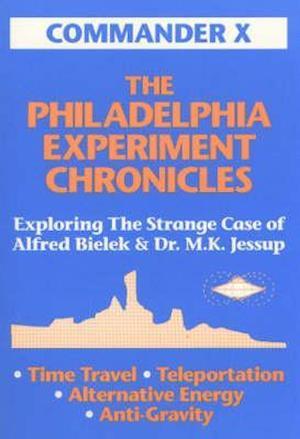 The Philadelphia Experiment Chronicles af Commander X, Commander