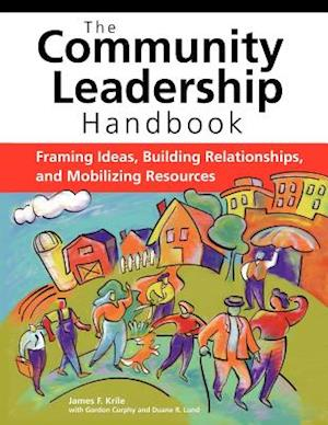 Bog, paperback Community Leadership Handbook af James F. Krile