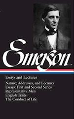 Ralph Waldo Emerson Essays and Lectures af Joel Porte, Ralph Waldo Emerson