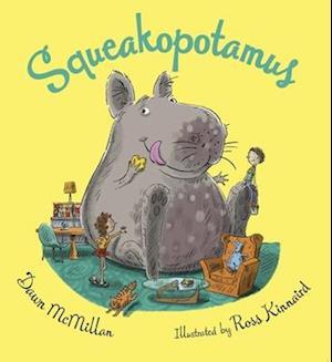 Bog, paperback Squeakopotamus af Dawn McMillan