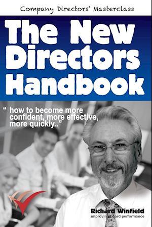 The New Directors Handbook af Richard Winfield