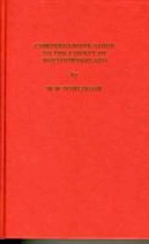 Topographical and Statistical Description of the County of Northumberland af George Alexander Cooke