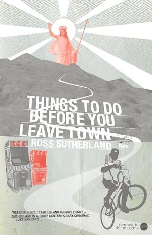 Bog, paperback Things to Do Before You Leave Town af Ross Sutherland