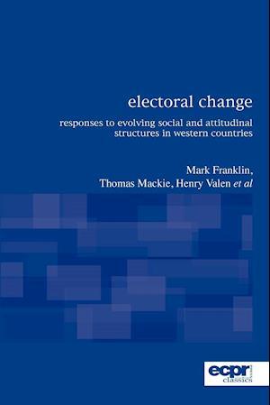 Electoral Change af Mark Franklin