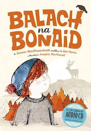 Bog, ukendt format Balach Na Bonaid af Seumas MacDhonnchaidh