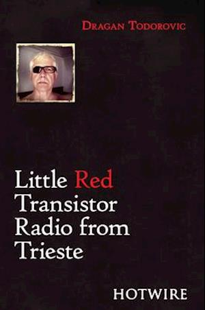 Bog, paperback Little Red Transistor Radio from Trieste af Dragan Todorovic