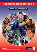 Panorama Francophone Teacher Book 1 af Irene Hawkes