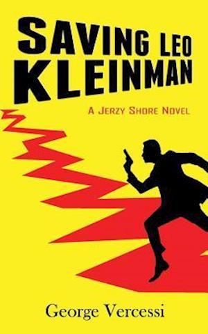 Bog, paperback Saving Leo Kleinman af George Vercessi