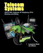 Telecom Systems, PSTN, Pbx, Datacom, IP Telephony, Iptv, Wireless and Billing af Lawrence Harte, Avi Ofrane