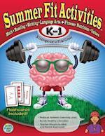 Summer Fit Kindergarten to First Grade af Charles Miller, Steve Edwards