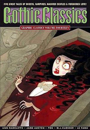 Graphic Classics Gothic Classics af Tom Pomplun