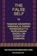 The False Self af Nisargadatta Maharaj, Ramana Maharshi