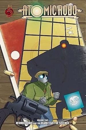 Atomic Robo 5 af Brian Clevinger, Scott Wegener